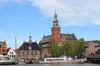 Das Rathaus von Leer